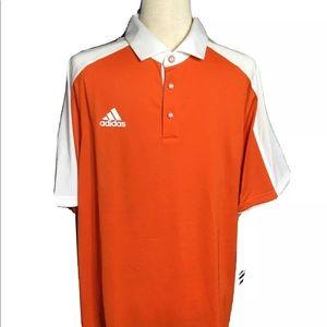Adidas MV Coaches Polo - Orange 3X